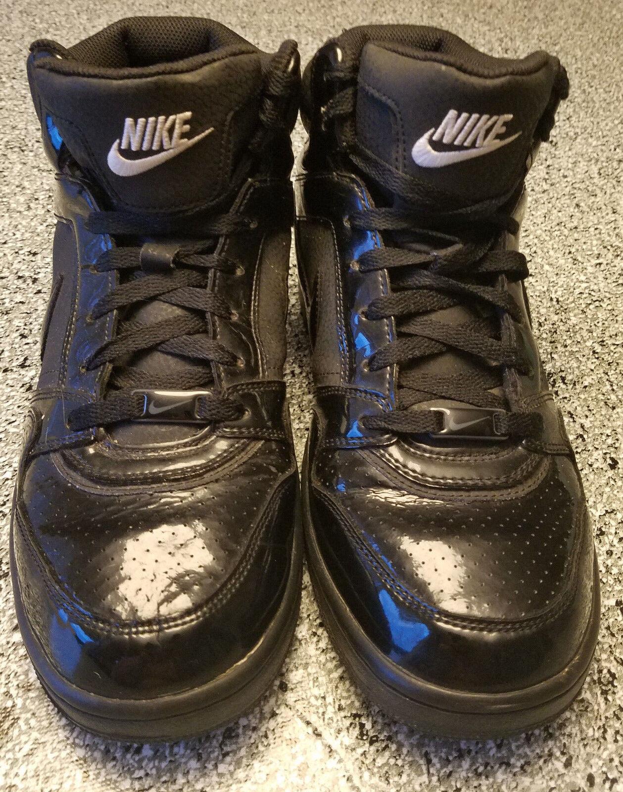 Nike Air Negro prestiege 407036-090 High Top Shoes baratos Hombre SZ 8,5 m baratos Shoes zapatos de mujer zapatos de mujer 34137d