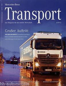 Bücher Neueste Kollektion Von Mercedes-benz Transport 2/12 2012 Citan Le 306 Sprinter Vario Atego Bharat Berichte & Zeitschriften