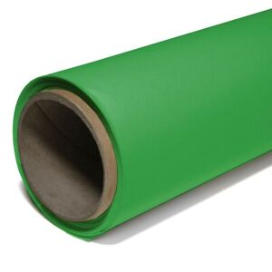 """SavageWidetone Seamless Background Paper (#46 Tech Green, 53""""x18') Made in USA"""