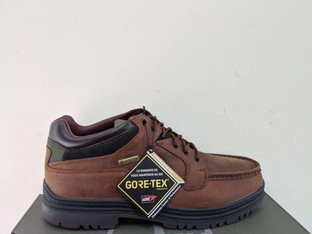 Timberland Men's Heritage GTX Moc Toe Mid Waterproof Chukka Boots NIB
