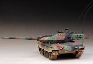 Award Winner Built HobbyBoss 1 35 German Kampfpanzer Leopard 2A6EX MBT +PE
