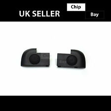 HP 15-R Series Laptop Bottom Base Hinge Screw Covers Left And Right