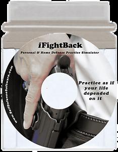 iFightBack Virtual Firearms Training Simulator for Personal /& Home Defense