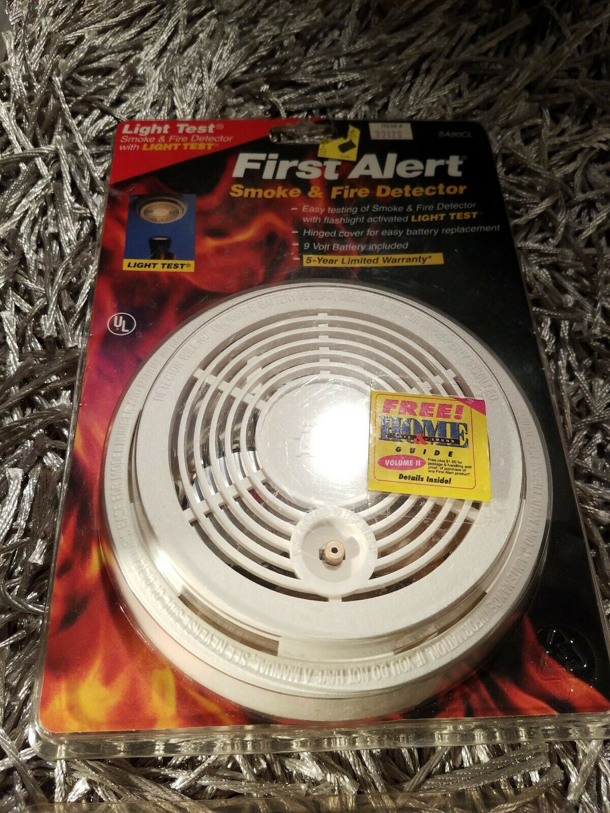 Package 9v Smoke Alarm First Alert Sa90cl For Sale Online Ebay
