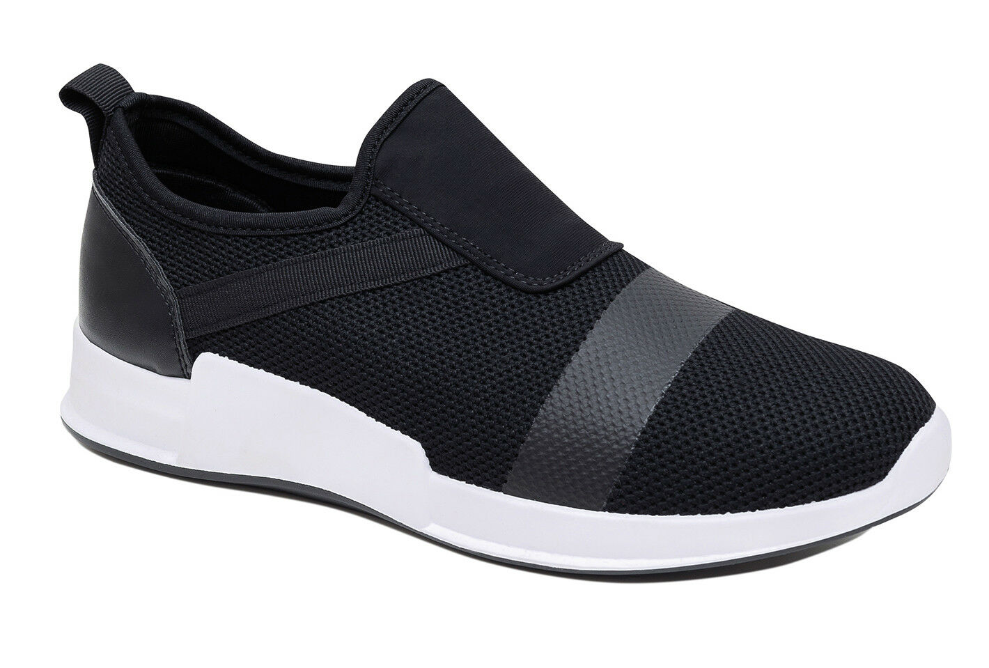 MANTURNSCHUHE DIAMANT SCHUHE SLIP ON FITNESS GYMNASTIK SPORT CASUAL black
