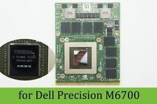 OEM Dell M6700 4GB GDDR5 NVIDIA N14E-Q5-A2 Quadro K5000M Video Card 1KJ4N