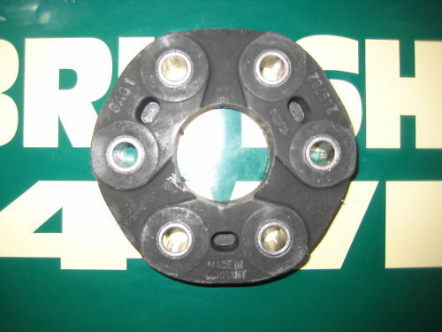 Land Rover Discovery 1 /& 2 Rear Prop shaft GKN Rubber Coupling Doughnut