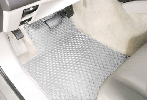 Custom Fit 4 Colors or Clear AUDI HexoMat All Weather 2 Front Floor Mats