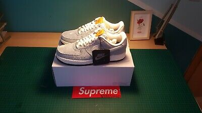 Nike Air Force 1 Low Levi's By You Nike ID EU 41 US 8 *SOLD OUT *LIMITED | eBay