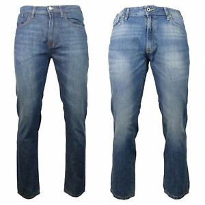 EX-M-amp-S-Marks-And-Spencer-Relaxed-Fit-Denim-Jeans
