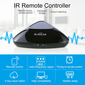 Details about 2018 Updated Version Broadlink RM Pro+ RM03 Smart Home  Automation WIFI + IR + RF