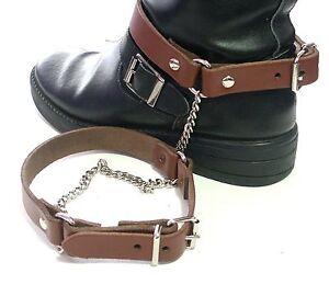 Real-Leather-PLAIN-BOOT-STRAPS-3-COLOUR-BROWN-TAN-BLACK