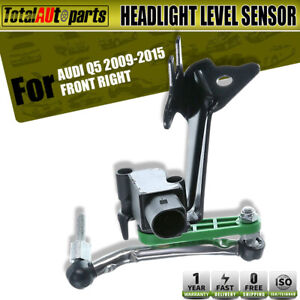 Front-Right-RH-Headlight-Level-Sensor-with-Air-Suspension-for-Audi-Q5-2010-2016