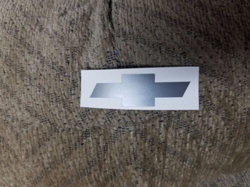 2016-2019 Chevy COLORADO Steering Wheel Bowtie Decal Overlay Emblem Sticker