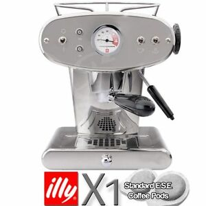 Coffee Maker x1 Trio illy Francis Espresso Machine pod coffe ...