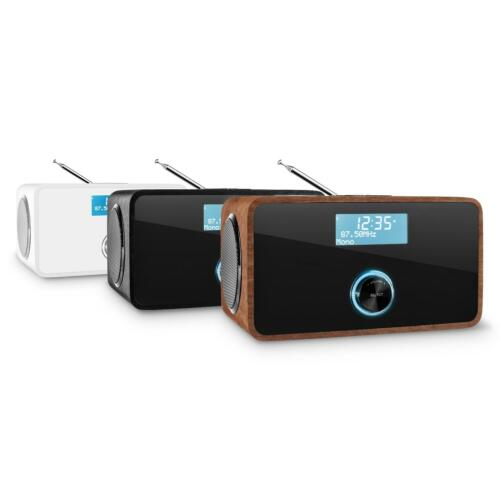DIGITAL DAB+ RADIO FM SOUND AUDIO UKW LAUTSPRECHER WECKER RDS AUX BLUETOOTH