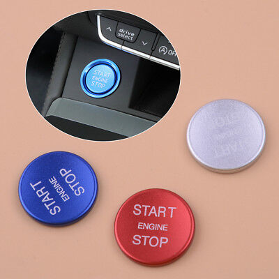 Engine Start Button Ring Cover Trim Decor For Land Rover Discovery Sport 2015-18