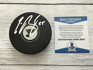 Image is loading Colton-Parayko-Signed-Autographed-St-Louis-Blues-Hockey- a7b3c5536