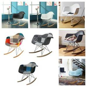 Détails sur Nouvelle MODERNE fauteuil à bascule Patio Véranda Jardin Pont  intérieur/extérieur Planeur decontractant- afficher le titre d\'origine