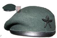 The Royal Gurkha Rifles 54cm Beret + Tactical Cap Badge