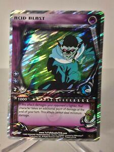 Yu Yu Hakusho TCG CCG Dark Power TC15 Spirit Pack 2 Dark Tournament Card