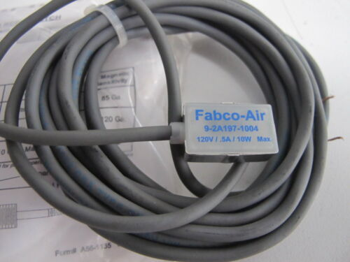 NEW Fabco Air 9-2A197-1004 Switch Assembly