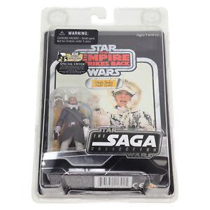 Hasbro Star Wars Série Vintage Saga Série Esb Han Solo Hoth Figure 653569213925