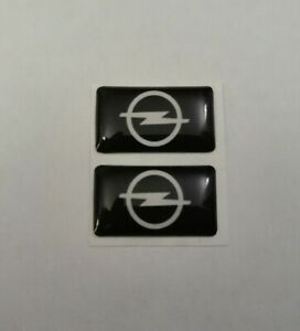 OPEL-3D-abovedado-Insignia-Logo-Emblema-Pegatina-Grafico-Calcomania-Astra-Corsa-Insignia-Adam
