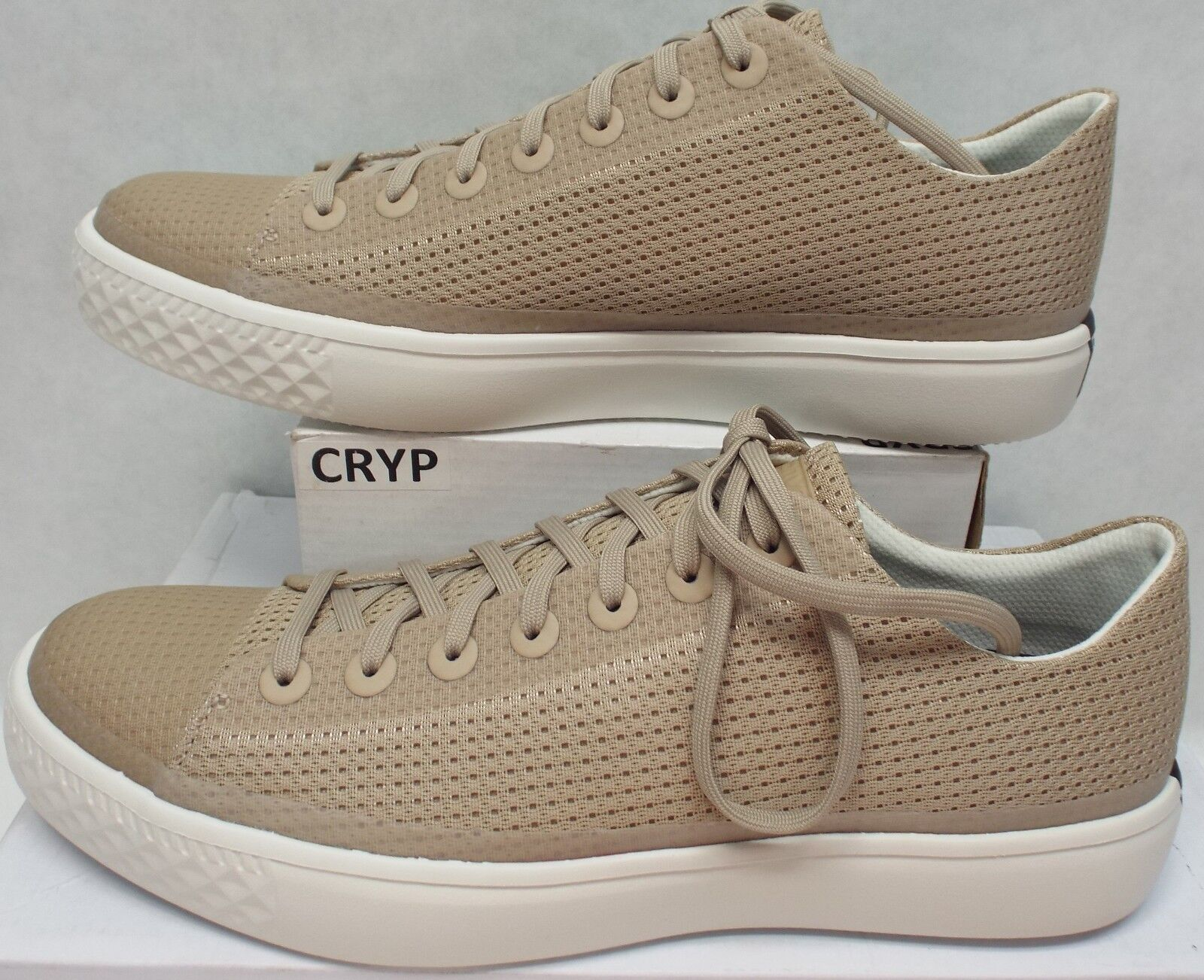 New Mens 12 Converse All Star CTAS Modern OX Vintage Khaki schuhe  100 157395C