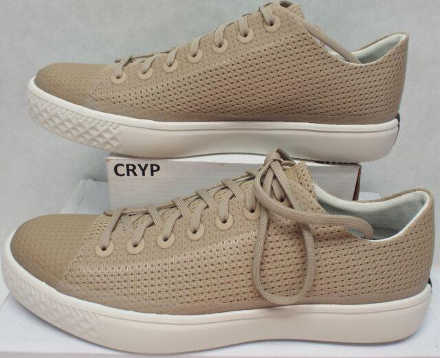 New Mens 10 Converse All Star CTAS Modern OX Vintage Khaki Shoes $100 157395C