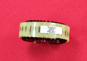 Large Falco THT Vertical Mounted Inductors Toroid Choke 40uH T13058 0702