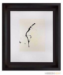 Robert-MOTHERWELL-Lithograph-ORIGINAL-Ltd-ed-Cat-Ref-b387-21-w-Gallery-FRAME