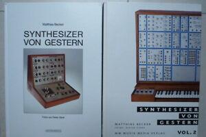 Synthesizer-von-Gestern-Band-1-2-und-Audio-CD-Volume-1-3-von-Matthias-Becker