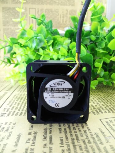 ADDA AD0412UB285BA0 40x40x28mm DC 12V 0.75A 4Pin PWM Cooling Fan