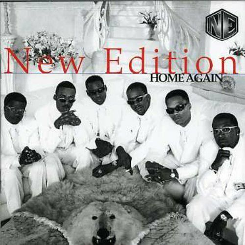 1 of 1 - New Edition - Home Again [New CD]
