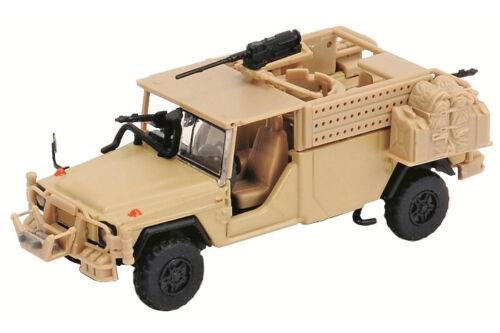 Schuco 452624700 multifunzionali veicolo serval ISAF BW 1:87