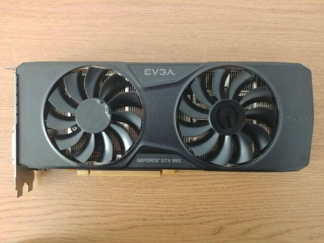 eVGA Geforce GTX 980 SC 4GB GDDR5 ACX 2.0 (4096MB) (04G-P4-2983-KR) GraphicsCard