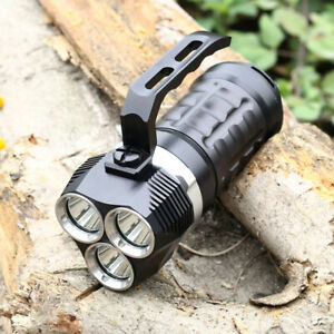 Sofirn-SD01-Professional-Powerful-LED-Flashlight-Cree-XPL-3000LM-18650-Battery