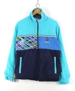 best cheap 8fc60 53ff0 Mens Retro LOTTO Tracksuit top Shell jacket, size XL Vintage ...