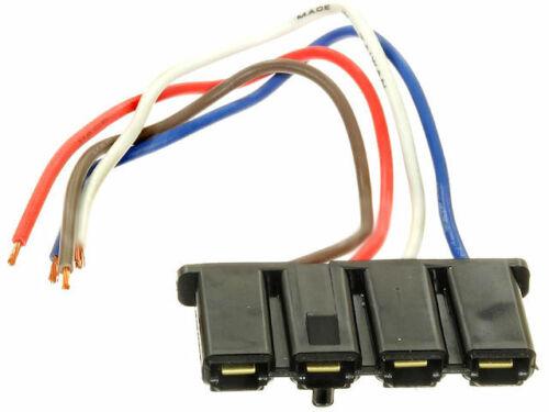 For 1964-1967 1973 Chevrolet Malibu Voltage Regulator Connector SMP 41317YJ