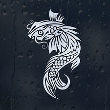 Koi Fish Car Decal Vinyl Sticker For Window Bumper Panel