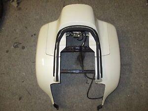 Verkleidung-Kofferraum-Kofferraumdeckel-Heckverkleidung-Honda-PC-800