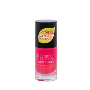 Nail-Polish-Organic-Benecos-Rose-Currant-Flashy-5-ML