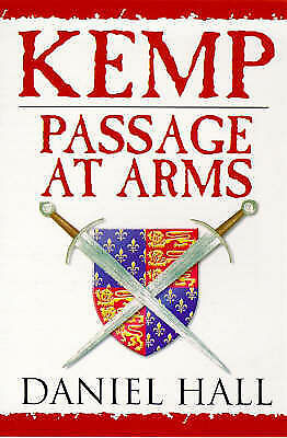 1 of 1 - Kemp: Passage At Arms by Daniel Hall (Paperback, 1998) ExCon