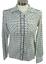 miniature 1 - Heritage 1981 Women Top Western shirt sz M pearl snaps plaid cotton long sleeve