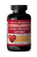 Natural Herb Blend Capsules - Blood Pressure Complex - Olive Leaf Powder 1B