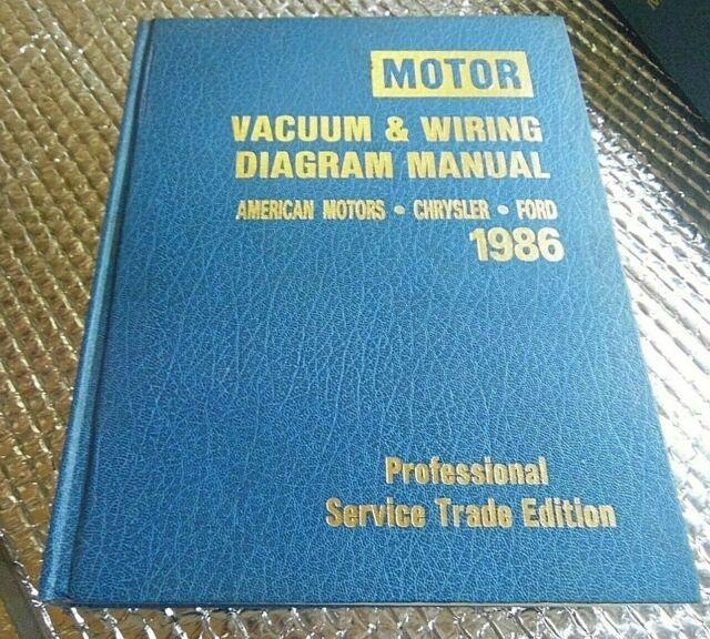 1986 Ford Mustang Electrical Wiring  U0026 Vacuum Diagram