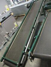 Crystal Welding Conveyor Belt Width 22 Length 11 115208 230v 13hp Used