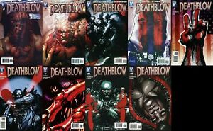 Deathblow-V2-SET-1-9-NM-2006-DC-WildStorm-Comic-Book