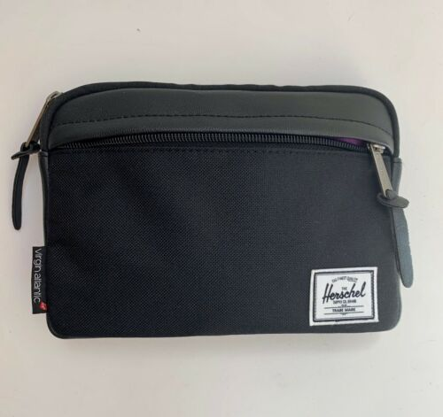 VIRGIN ATLANTIC FIRST CLASS AIRLINE TRAVEL DOPP KIT POUCH WITH ACCESSORIES